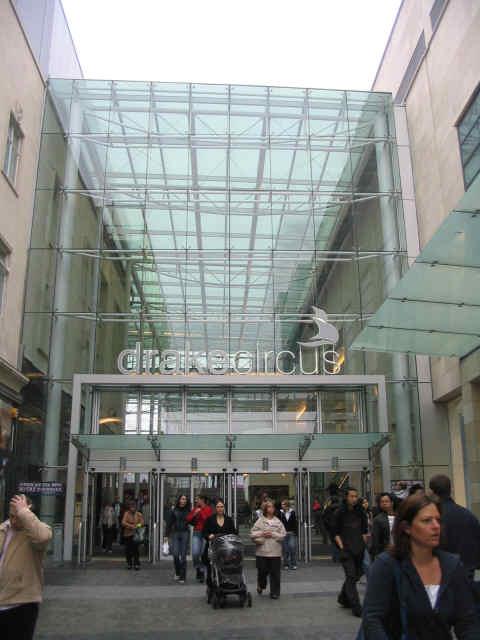 Shopping Centre Plymouth