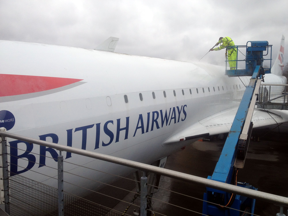 Aviation Clean